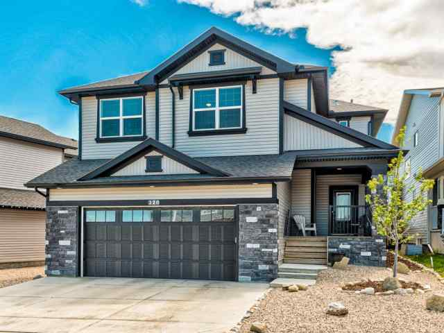220 HILLCREST  Drive SW in Hillcrest Airdrie MLS® #A1018720