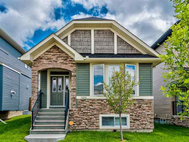 1330 RAVENSWOOD  Drive SE in Ravenswood Airdrie MLS® #A1019240