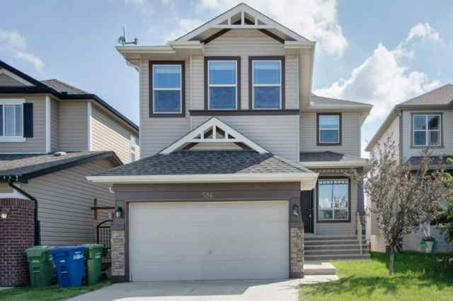 586 COOPERS  Drive SW in Morningside Airdrie MLS® #A1022123