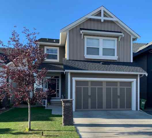 151 REUNION  Green NW in Williamstown Airdrie MLS® #A1022402