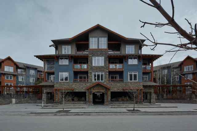 Bow Valley Trail real estate 216, 170 Kananaskis Way N in Bow Valley Trail Canmore