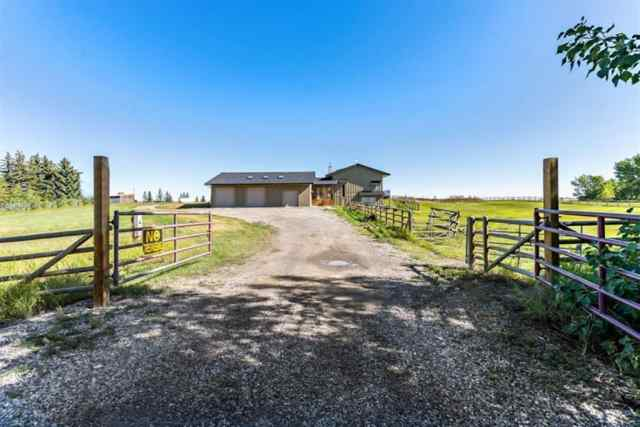 MLS® #A1040559 113150 2453 Drive E T1V 1N3 Rural Foothills County