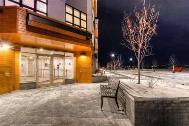 Unit-112-383 Smith Street NW in University District Calgary MLS® #A1045207