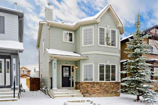 433 Luxstone Place SW in Luxstone Airdrie MLS® #A1048659