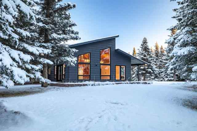16 Mountain View Park in West Bragg Creek Bragg Creek MLS® #A1051853