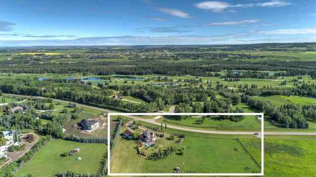 Springbank real estate 31055 Elbow River Drive in Springbank Rural Rocky View County