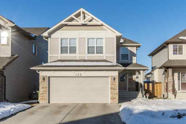 126 Baywater Way SW in Bayside Airdrie MLS® #A1058931
