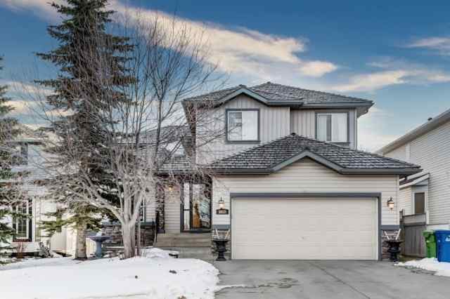1803 Woodside Boulevard NW in Woodside Airdrie MLS® #A1059258
