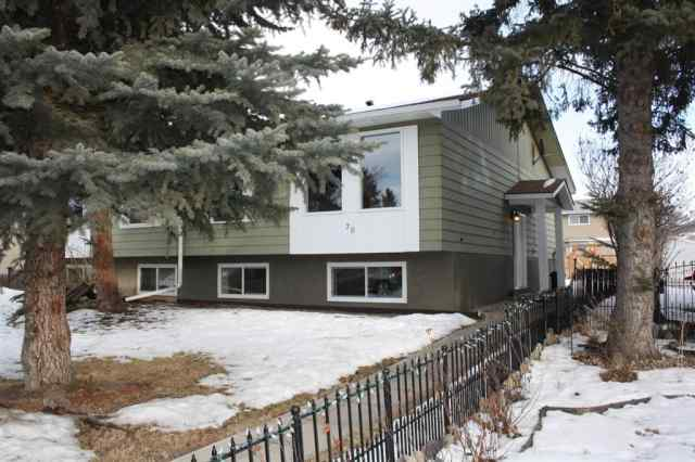 Airdrie Meadows real estate 78 Ashwood Road SE in Airdrie Meadows Airdrie
