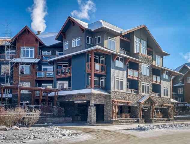 Bow Valley Trail real estate 321, 170 Kananaskis  Way in Bow Valley Trail Canmore