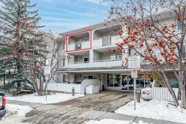 306, 1733 27 Avenue SW in South Calgary Calgary MLS® #A1060600