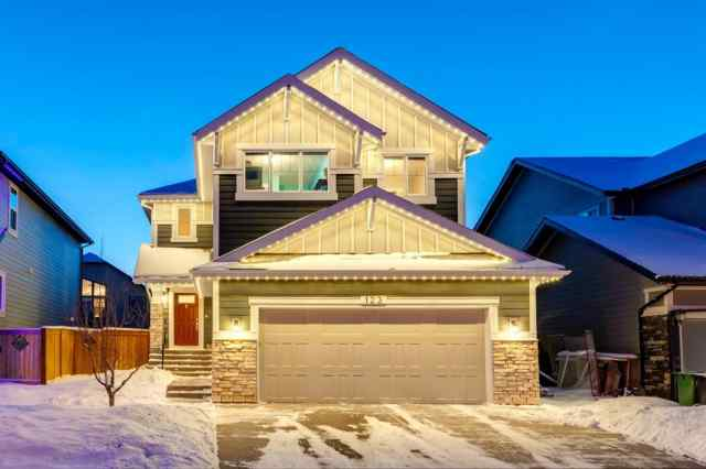 Westmere real estate 123 Stonemere  Green in Westmere Chestermere