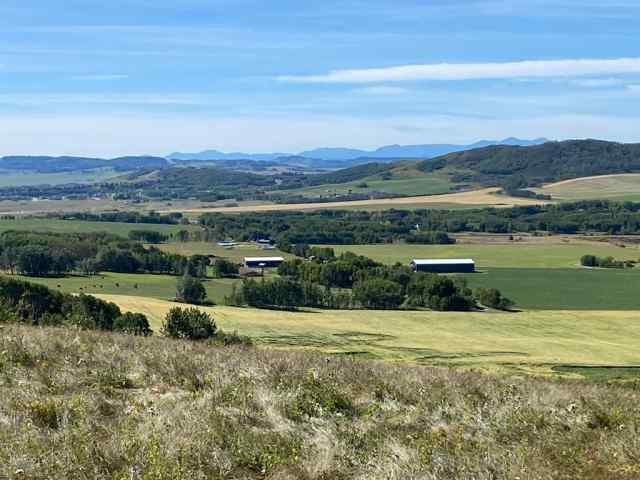 Highway 22   in NONE Rural Foothills County MLS® #A1066885