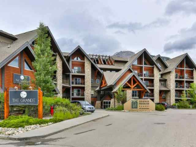 Bow Valley Trail real estate 216, 901 Mountain Street in Bow Valley Trail Canmore