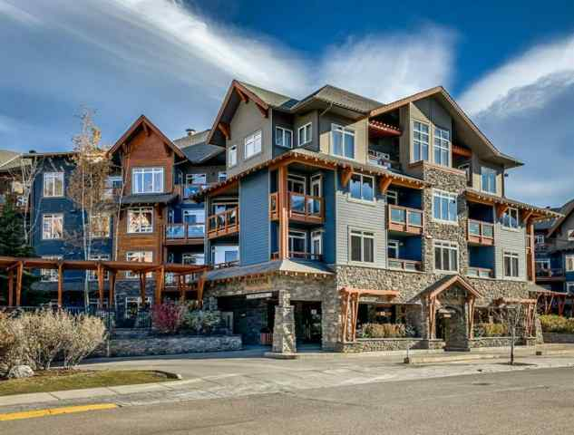 Bow Valley Trail real estate 419, 170 Kananaskis Way in Bow Valley Trail Canmore