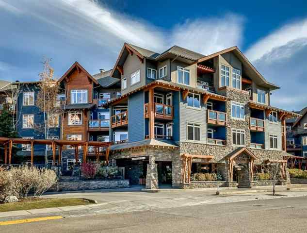 Bow Valley Trail real estate 112, 170 Kananaskis Way in Bow Valley Trail Canmore