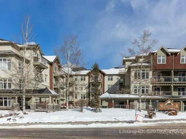 Bow Valley Trail real estate 419, 160 KANANASKIS Way in Bow Valley Trail Canmore