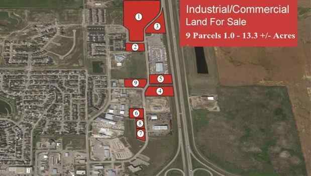 24 Street SE in Industrial Park High Rive High River MLS® #C4093048