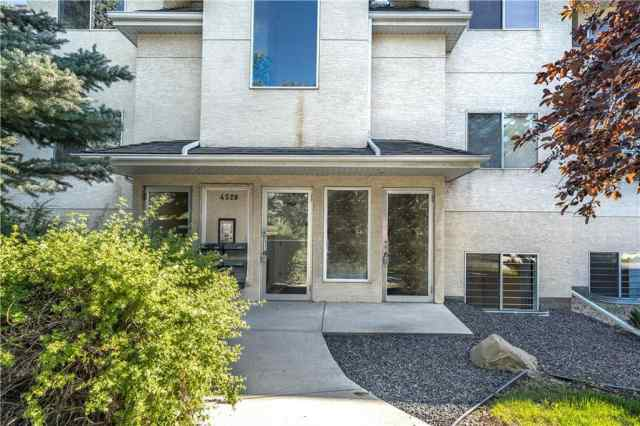 #101 4520 4 ST Nw in Highland Park Calgary