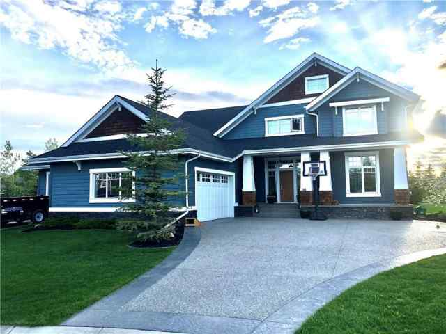 260 OCTOBER GOLD WY  in Elbow Valley West Rural Rocky View County MLS® #C4301505