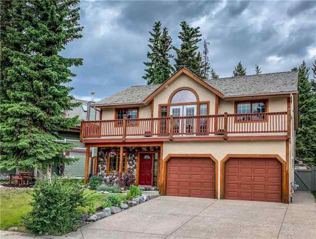 Avens/Canyon Close real estate 410 Canyon CL  in Avens/Canyon Close Canmore
