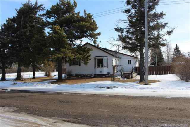 real estate 5115 47 Street  in  Alix