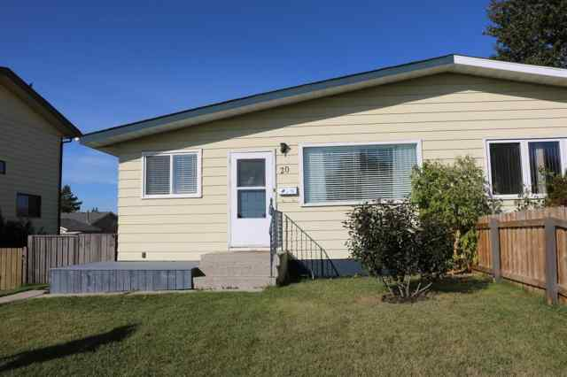 20 George Crescent  in Glendale Red Deer MLS® #CA0193714