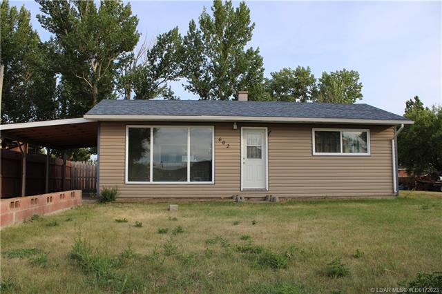 602 2 Street  in  Grassy Lake MLS® #LD0172023