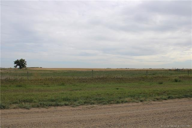 On Range Road 163   in  Taber MLS® #LD0177985