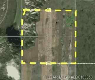 Twp Rd 204 Range Road 11   in  Hilda MLS® #LD0183350