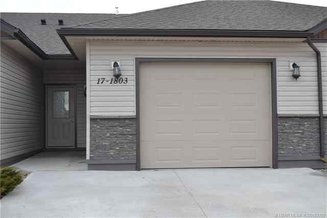 Unit-17-1803 1 Avenue  in  Fort Macleod MLS® #LD0183702