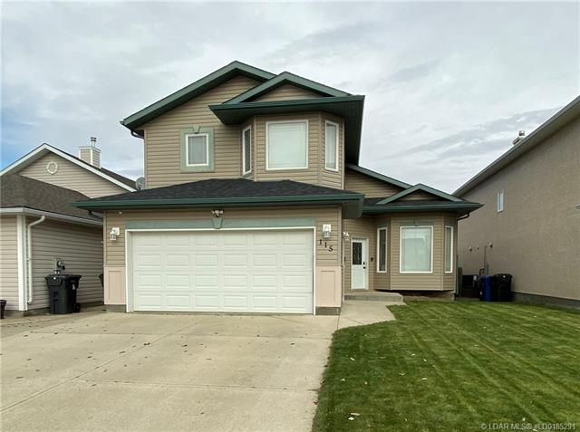 115 Squamish Court  in  Lethbridge MLS® #LD0185291