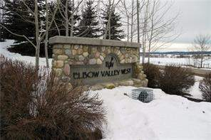 Elbow Valley West Land home in Rural Rocky View County Listing