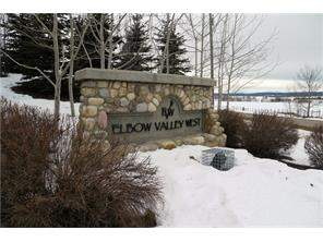 264 October Gold Wy, Rural Rocky View County, Elbow Valley West Land Homes For Sale Homes for sale