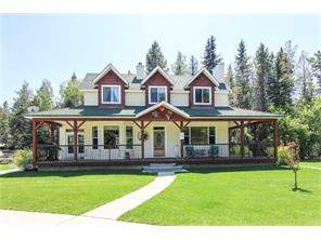 4469 Rr 45 Rd in  Rural Mountain View County-MLS® #C4065945