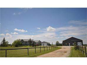 244046 Range Road 253 in  Rural Wheatland County-MLS® #C4066538