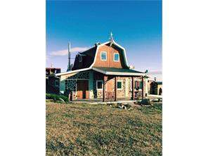 295080 17 Kms West Of Nanton On Hwy 533 in  Rural Willow Creek M.D.-MLS® #C4080272