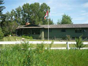 30226 Springbank Rd, Rural Rocky View County, Springbank Detached Homes Homes for sale