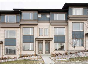 Attached Community Real Estate listing at #304 501 River Heights Dr, Cochrane MLS® C4089156