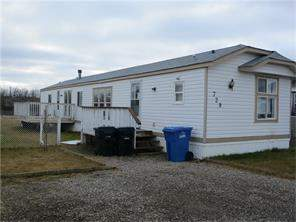 Carstairs 729 Highfield Dr, Carstairs, None Mobile Homes For Sale