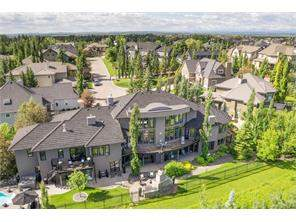 Detached Aspen Woods listing Calgary