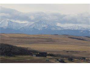 MLS® #C4090548 1/2 Mile North Of 434 Ave On 32 ST W  Rural Foothills M.D. Alberta