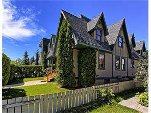 Rosedale 1431 7 ST Nw, Calgary Rosedale Detached Real Estate: