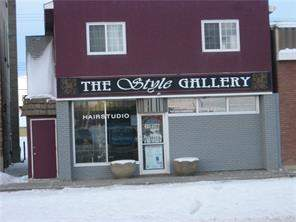 MLS® #C4094117-4817 1 ST W in None Claresholm Commercial