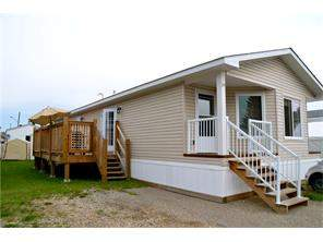 Old Town Airdrie Mobile homes