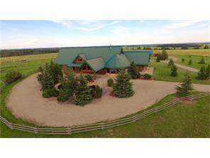 3445 Range Road 35 in  Rural Red Deer County-MLS® #C4096510