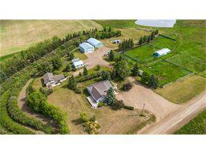 175006 Ab Twp RD 260 in  Rural Wheatland County-MLS® #C4102042