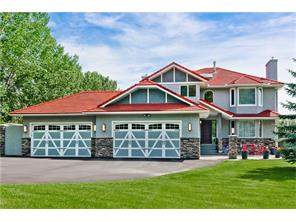 514 Bearspaw Village Rg in Bearspaw Village Rural Rocky View County-MLS® #C4103329