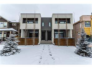 Attached Hillhurst listing Calgary