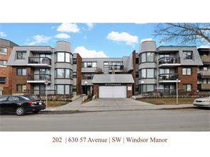 #202 630 57 AV Sw in Windsor Park Calgary-MLS® #C4105175
